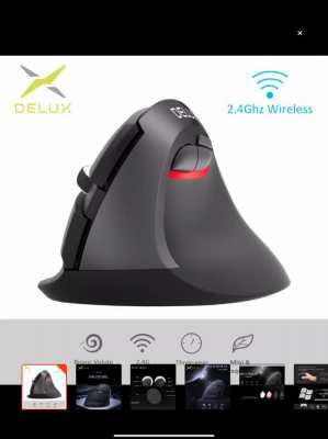 two wireless mouse
