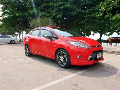 Reduced!!! Ford Fiesta S Sedan 1.5