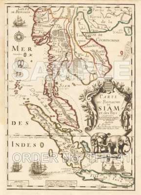 Historical  Antique Rare  Maps. From 1500 to 1800