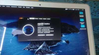 Macbook Air (13-inch, 2014) Intel i5 1.4GHz, 4GB memory, 128GB SSD