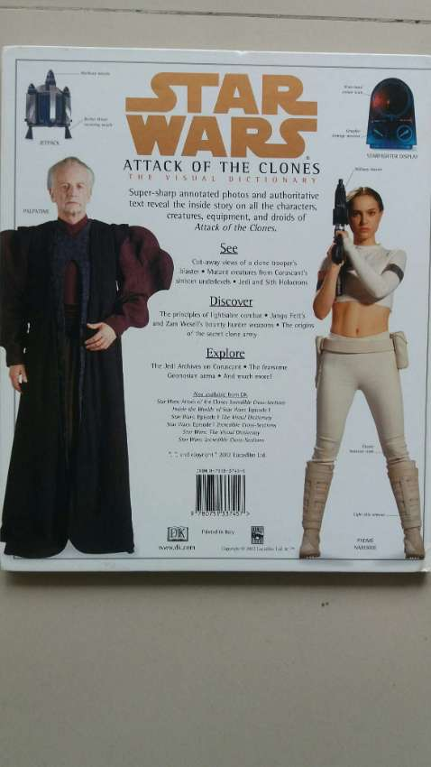 Price Drop! STAR WARS - Attack of the Clones