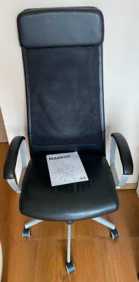 Office chair Markus from Ikea