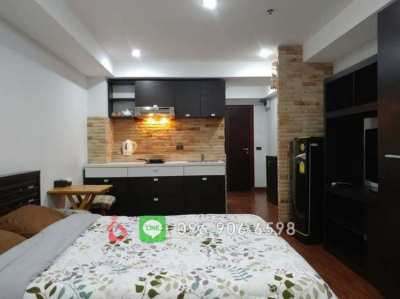 For Sale | Studio | Jomtien Beach Condominium (Pattaya)