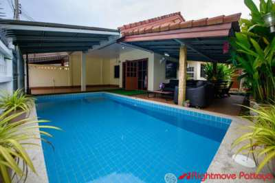 Private Pool Vila less than a 1 Bed Condo