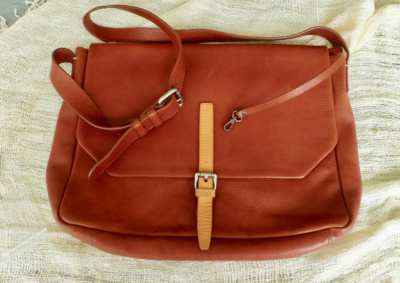 Viera by Ragazze ....... beautiful soft leather bag.