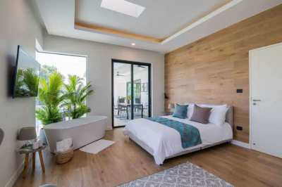184 Sqm Pool Villa for Sale - The Bibury Hua Hin