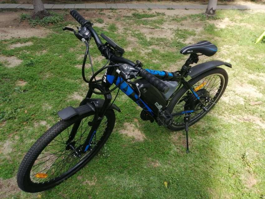 E- bike, E- Bicycle, conversion Delta Aqua