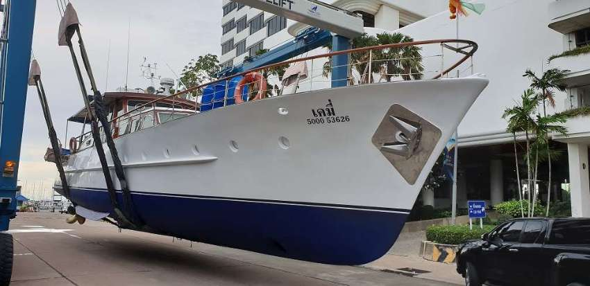 Classic Motor Yacht (Fully Refurbished)