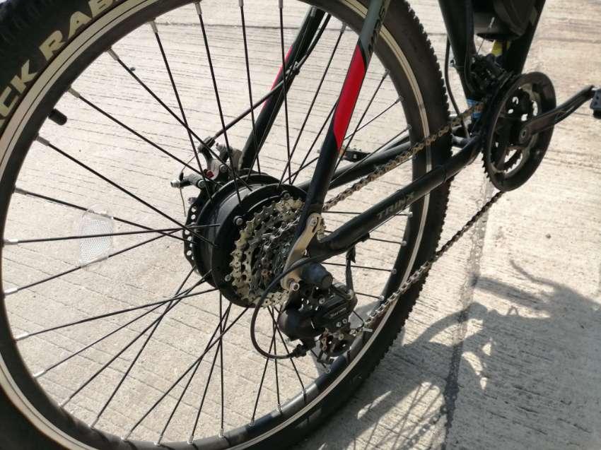 E-Bike, E- bike, E- Bicycle, Trinx 136 M Elite