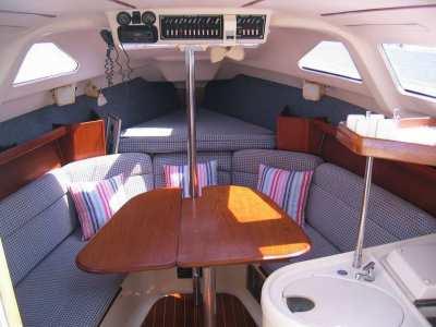 Sailing boat Hunter 280 for sale