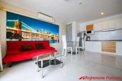 Jomtien Beach soi 1, 57 sqm 1 Bed, Foreign, 1,990,000 THB
