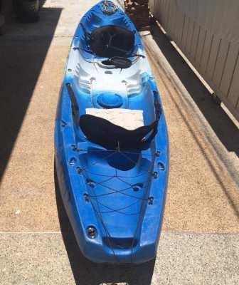 double kayak feelfree