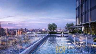 The Lofts Silom Ultra Luxury Condo Selling at Loss 1 Bedroom Loft