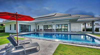 298 Sqm 3 Bed Detached House for Sale - The Clouds Hua Hin