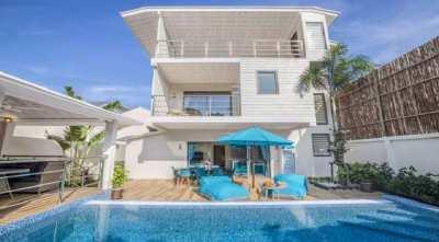 For sale modern villa in Ban Tai Koh Samui