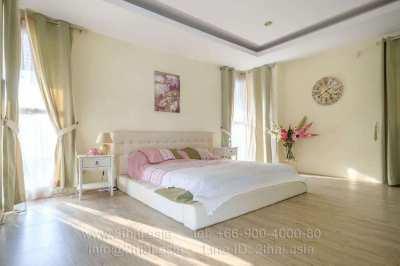 2 storeys 4 bedroom house on Thepprasit