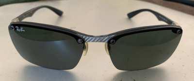 Ray Ban 8312 Carbon Fibre Sunglasses