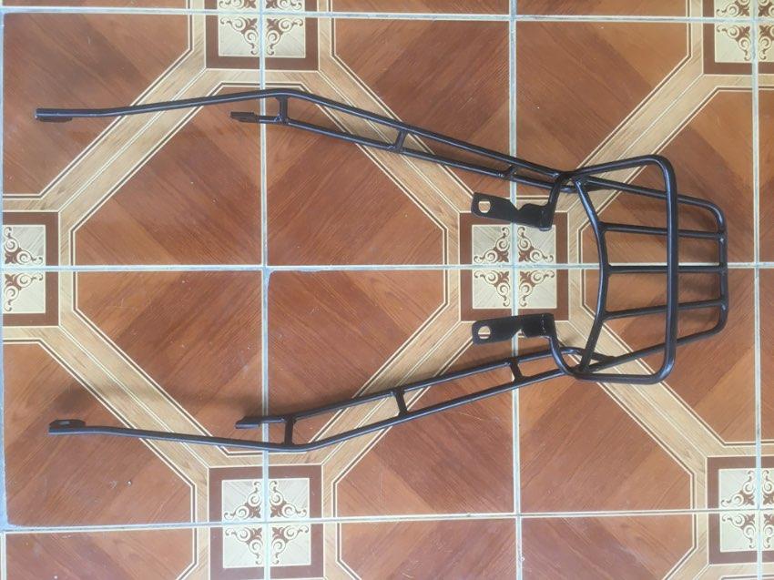 Kawasaki Rear Top Rack Versys 650 2012-14