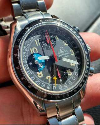 Wanted Omega speedmaster like in the picture