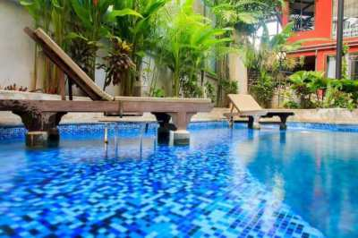 30 Room Pool Hotel near Walking Street FOR SALE