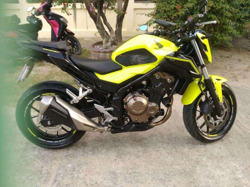 CB500f for sale in Hua Hin