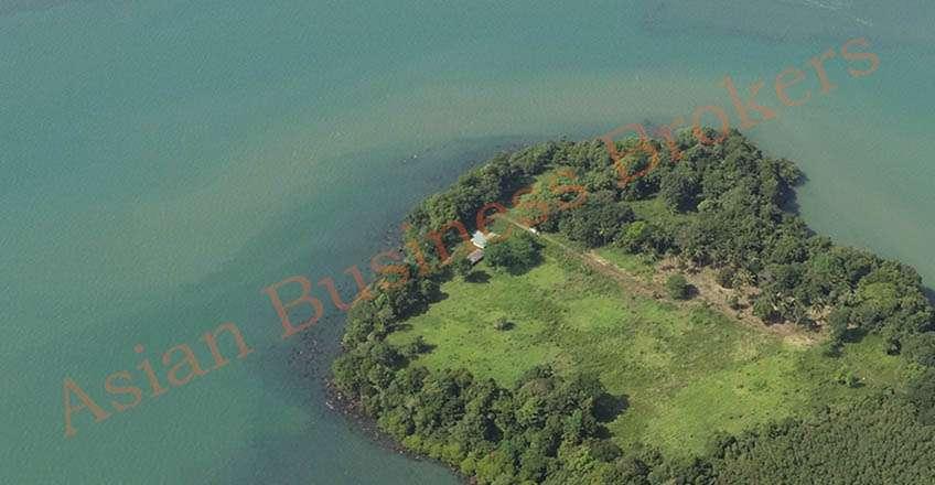 7105001 Freehold Seafront Land in Laem Ngob, Trat