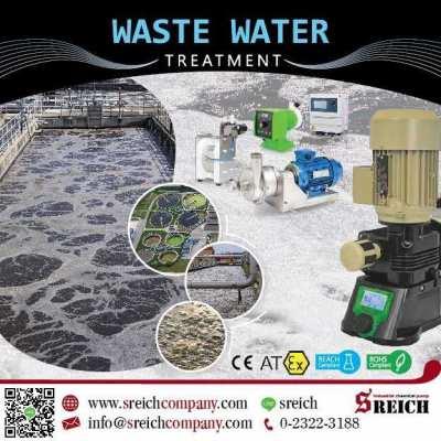 เครื่องจ่ายคลอรีน จ่ายสารเคมี ปรับคุณภาพน้ำ ระบบบำบัดน้ำ