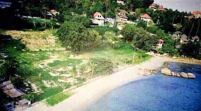 Beachfront land in Lamai Koh Samui for sale - 12.212 sqm
