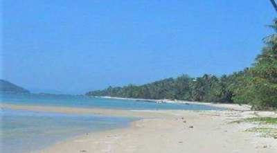 Land beachfront in Bang Kao Koh Samui for sale - 10.112 sqm