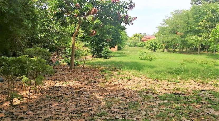 Land for sale in Choeng Mon Koh Samui - 1 rai