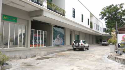 0295 Office Space for Rent 40-180 sq.m. near Suvarnabhumi Airport