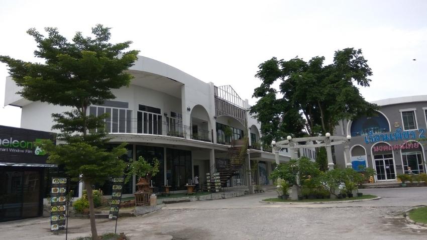 0295 Office Space for Rent 40-180 sq.m. near Suvarnabhumi Airport