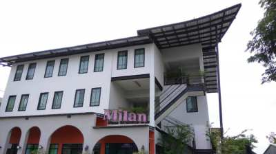 0295-B Apartment for Rent 20-25 sq.m. near Suvarnabhumi Airport