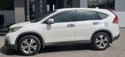 HONDA CRV 2.4 2013 for sale in good condition 200 000 km. First owner,