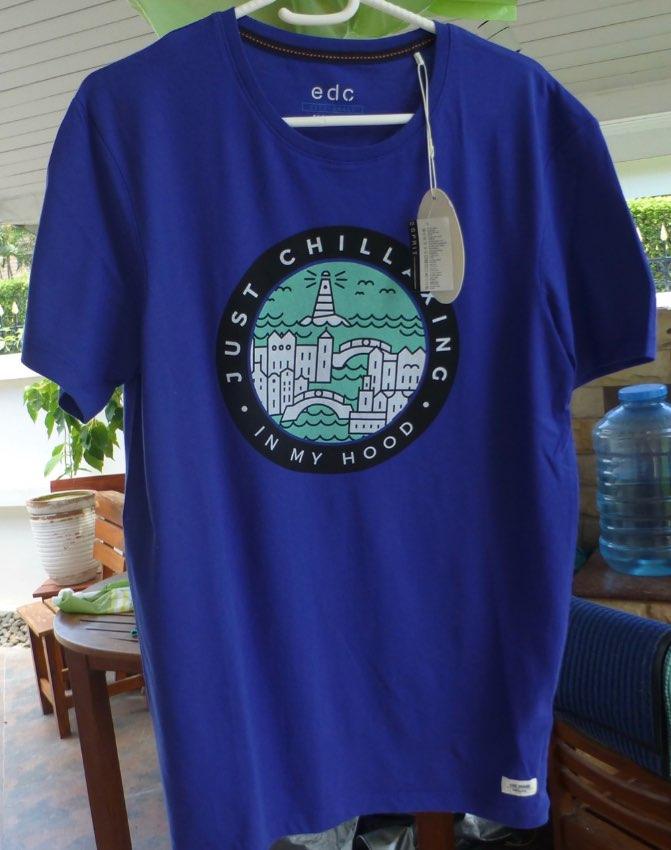 Brand New Tee-Shirt ..... from EDC