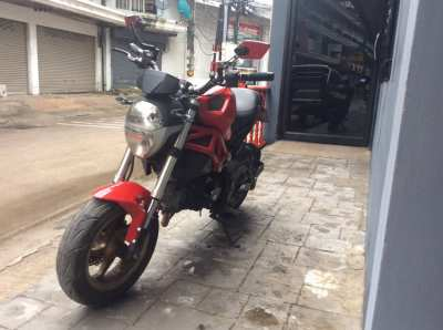 Sale GPX demon , 2016 , good condition , 11.500 bahts , Pattaya