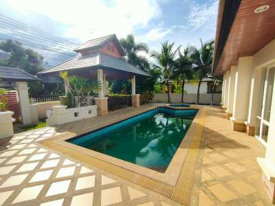 Reduced Priced Fully Furnished 3 BR 3 Bath Pool Villa Nice Location