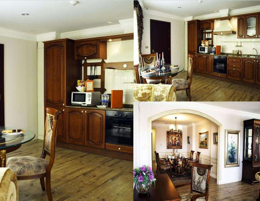 Suites for Long Term Rent in 4 Star Hotel