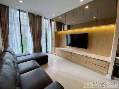 Noble Ploenchit Ultra Luxury Condo Private Lift 2 Bedroom Unit Rent