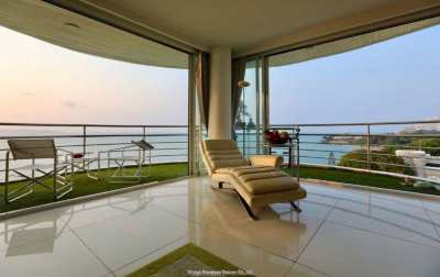 Beachfront Penthouse with best view