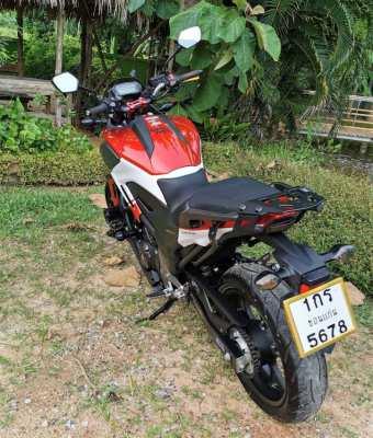 Honda 750 NC