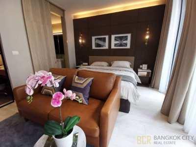 Noble Ploenchit Ultra Luxury Condo Private Lift 1 Bedroom Unit Rent