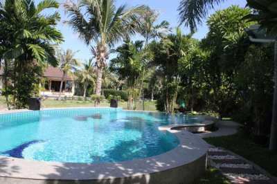 Beautiful Pool Villa for sale within Hua Hin Laguna