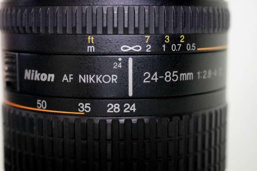 Nikon AF Nikkor 24-85mm f/2.8-4 D IF (Macro) Lens