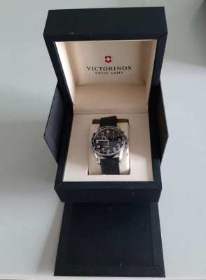 Victorianox Swiss Army Chronograph Classic watch in new condition