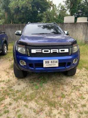 Ranger XLT 4WD
