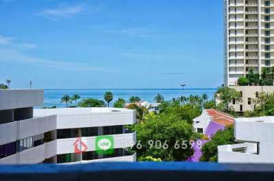 For Sale | Spacious 1 Bedroom | Jomtien Beach Paradise
