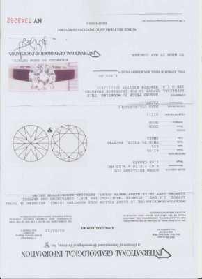 DIAMOND RING & EARRINGS