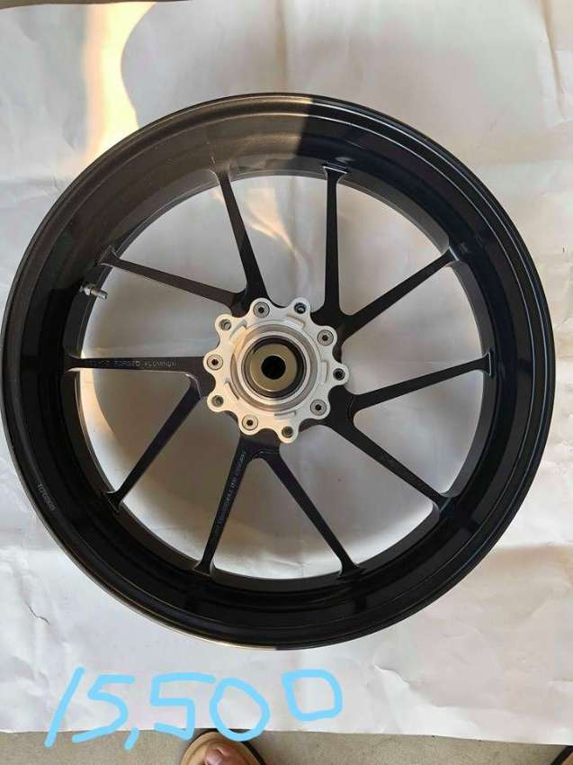 Galespeed Type-R rear wheel + AFAM Sprocket