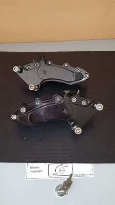2x JayBrake (JB) 6x Piston Brake Calipers